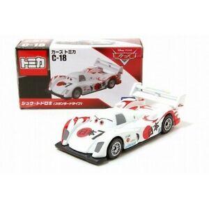 NEW TAKARA TOMY TOMICA Disney Cars Shu Todoroki Japan #7 DieCast car C-18