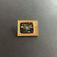 Milestone Set # 5 Pin # 5 Wonderful World of Color SOLD OUT LE Disney Pin 5879