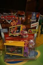*New* Disney Pixar Cars Diecast DELUXE Oversized TAIA DECOTURA Japanese TV Truck