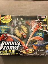 Bonkazonks Marvel Series 1 Spider-Man Stackrobatic Stunt Set