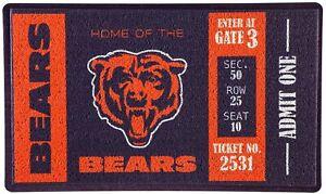 Chicago Bears Turf Trapper Door Mat