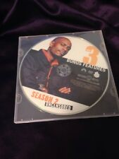 Chappelle's Show - Season 2 Uncensored DISC THREE ONLY LIKE NEW