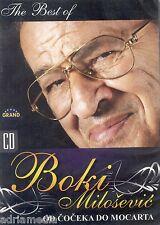 BOKI MILOSEVIC 2 CD Od coceka do Mocarta The Best of Narodna Folk Hit Kolo Oro