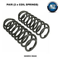 For Ford Focus (DAW, DBW) (DFW) 1.4 1.6 1.8 2.0 98-04 Rear Coil Springs Pair