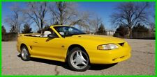 1995 Ford Mustang GT, Muscle Car, 5.0, Low Miles, Convertible, Mustang, Pony Car