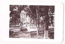 MEXIQUE MEXICO - OAXACA MAX - VISTA AL TEMPLO - RPPC - Carte Photo Kodak