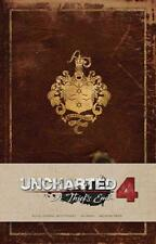 UNCHARTED RULED JOURNAL - INSIGHT EDITIONS (CRT) - NEW BOOK