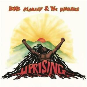 VINYL LP Bob Marley & The Wailers – Uprising VG