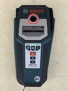 Bosch GMS 120 Pro Multi Detector