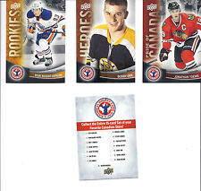 2011-12 UPPER DECK HOCKEY DAY IN CANADA - FINISH YOUR SET LOW SHIPPING RATE