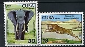 LOT DE TIMBRES NEUFS XX ANIMAUX SAUVAGES - CARAIBES