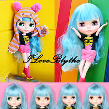"Takara CWC 12"" Neo Blythe Doll ""Mandy Cotton Candy"""
