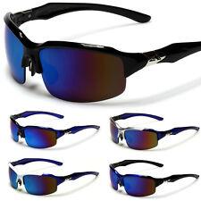 Arctic Blue Mens Cycling Ski Snowboard Sport Sunglasses with BlueTech Lens NEW