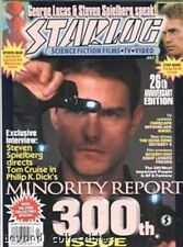 STARLOG #300 - SPIDERMAN - WITCHBLADE - FARSCAPE - ANGEL - X-FILES - WITCHBLADE