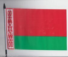 Belarus Medium Hand Waving Flag