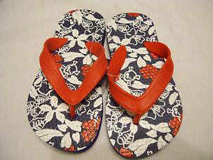 Old Navy Boys Flip Flops Sandals Shoes Sz 8/9 10/11 12/13 1/2 3/4 5/6 Children