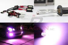 H1 12000K Violet 35W Slim AC Ballast HID Conversion Kit Xenon Bulb Fog Light