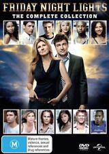 Friday Night Lights : Season 1-5 (DVD, 2013, 22-Disc Set)