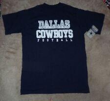 NEW NFL Dallas Cowboys T Shirt Youth Boys M Medium 12 14 Blue NEW NWT