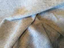 Soft Plush Chenille Beige Tan Gray White 1.5 yrd.pc Upholstery Fabric