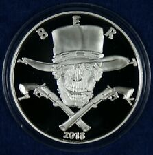 2018 Liberty 1 Oz. Silver Proof-Like Coin