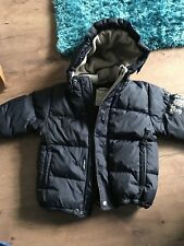 Timberland Dark Blue Jacket Age 12 Months In Great Condition