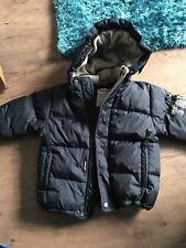 Timberland Bleu Foncé Veste Âge 12 mois en très bon état