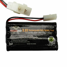 1 pc 9.6V 1000mAh Ni Cd Rechargeable Cell Battery Pack RC