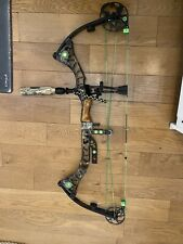 Mathews Drenalin Ld Compound Bow - Lh-*Used*Vapor Trails String Lots Of Extras