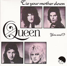CD CARTONNE CARDSLEEVE 2t QUEEN TIE YOUR MOTHER DOWN