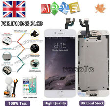 Screen For iPhone 6 LCD Replacement Touch Display with Camera Home Button White
