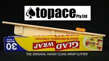 The Original Handy Cling Wrap Cutter 33cm - Slide Cutter Glad Wrap
