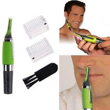 Men's Neck Hair Nose Nasal Hair Ear Eyebrow Hair Trimmer Remover hair Clipper