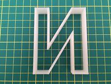Alphabet Letter N cookie cutter
