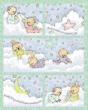 "1 ""PJ & Friends"" Baby Panel Fabric"