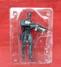 Metal Gear Solid 4 Old Snake UDF Octocamo figura-Usado Sin Caja-MEDICOM-UK