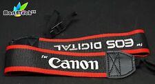 Shoulder Neck Strap for Canon EOS DIGITAL Embroidered Camera Strap DSLR UK STOCK