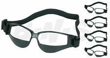 5 PACK Heads Up Basketball DRIBBLE Dribbling Specs GOGGLES Glasses TRAINING AID
