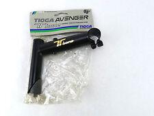 """TIOGA TBone Avenger Stem 1-1/8"""" 135mm  25.4 Early Mountain Bike Black gold NOS"""
