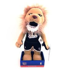"Bleacher Creatures NBA Sacramento Kings Mascot Slamson Plush Figure Doll 10"""
