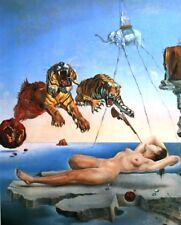 Salvador Dali (after), lithographie numérotée éditée en 1988