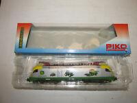 Piko 57229 E-Lokomotive der Taurus John Deere Decoder Wechselstrom OVP Spur H0