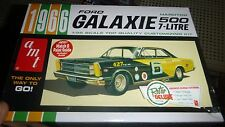 AMT 1966 FORD GALAXIE 500 3n1 HARDTOP 1/25 Model Car Mountain KIT FS 904