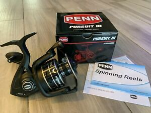 Penn Pursuit III 6000 Fishing Spinning Reel Brand New in the Box