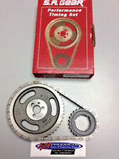 Big Block Chevy 396 454 Engines .250 Double Roller Timing Set S.A. GEAR 78110R