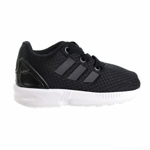 Adidas ZX Flux I Toddler's Shoes Black-White M21301