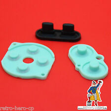 Game Boy Color Gummi Pads Tasten Knöpfe Ersatz gameboy Rubber Buttons Kontakte
