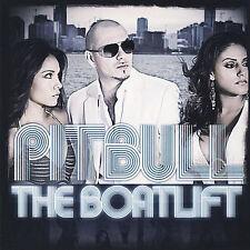 Pitbull The Boatlift (CLEAN / EDITED) 18 track 2007 cd NEW!