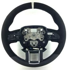 Genuine Range Rover Evoque steering wheel. Leather and alcantara, thicker.    2B
