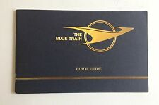 """""""The Blue Train Route Guide"""" 1972 (Train from Johannesburg to Cape Town)"""
